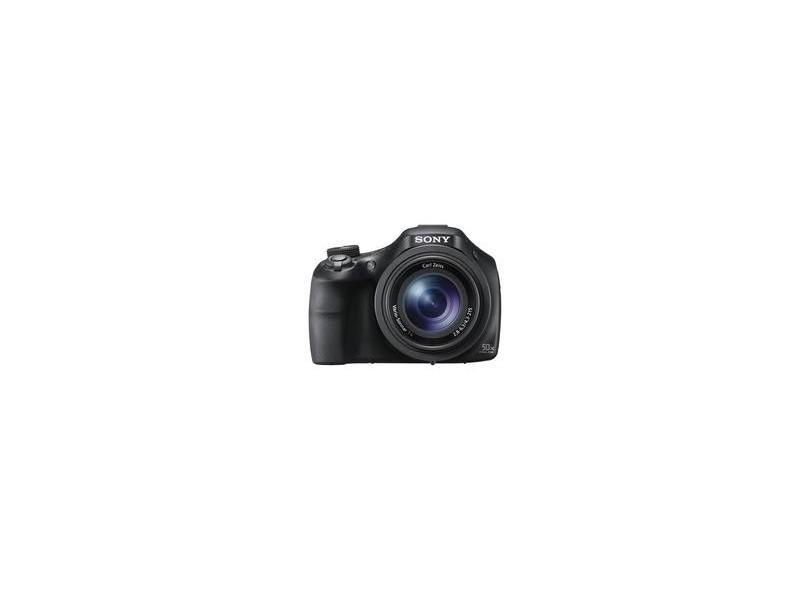 Câmera Digital Sony Cyber-Shot 20.4 MP Full HD DSC-HX400