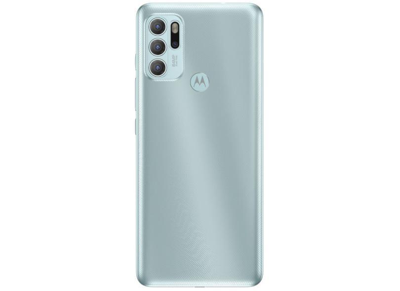 Smartphone Motorola Moto G G60S 6.0 GB 128GB Câmera Quádrupla 2 Chips Android 11