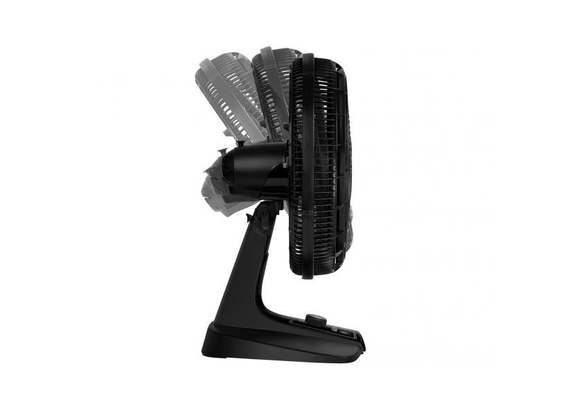 Ventilador de Mesa Arno Ultra Silence Force VU40 40 cm 6 Pás 3 Velocidades