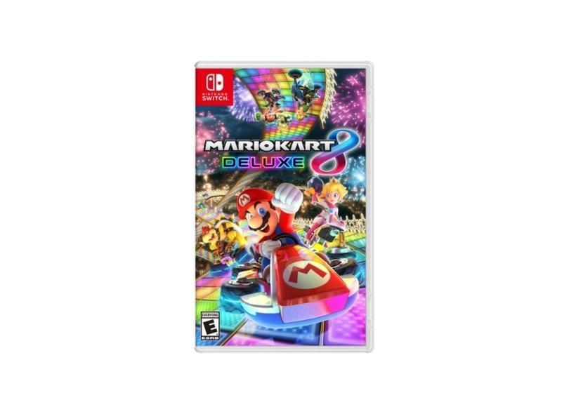 Jogo Mario Kart 8 Nintendo Nintendo Switch