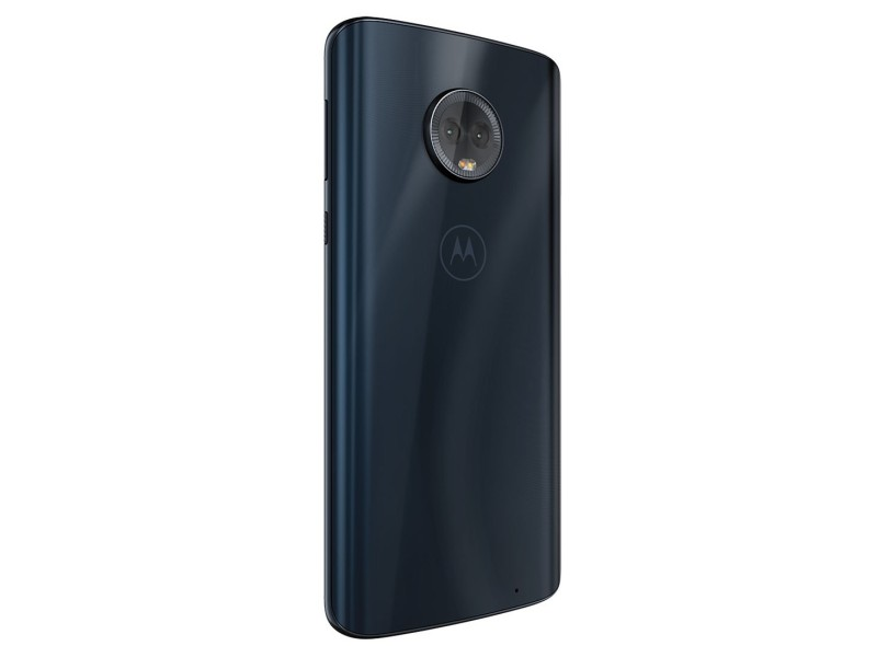 Smartphone Motorola Moto G G6 XT1925-3 32GB 12,0 MP 2 Chips Android 8.0 (Oreo) 3G 4G Wi-Fi