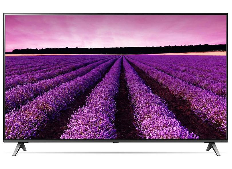 "Smart TV TV Nano Cristal 49 "" LG 4K Netflix 49SM8000PSA 4 HDMI"