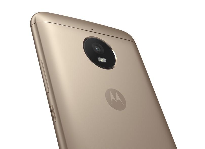 Smartphone Motorola Moto E E4 Plus 16GB XT1773 13,0 MP 2 Chips Android 7.1 (Nougat) 3G 4G Wi-Fi