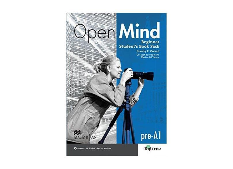 Open Mind Beginner - Student's Book Pack - Zemach, Doroty; - 9780230458277