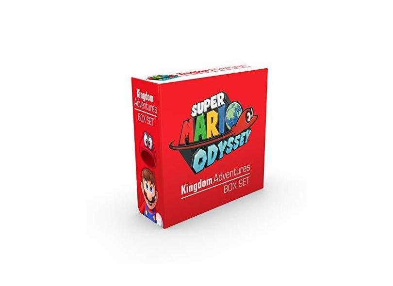 Super Mario Odyssey Kingdom Adventures Box Set - Prima Games - 9780744019544