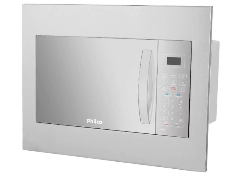 Micro-ondas de Embutir Philco 32 Litros PMB33EB Espelhado