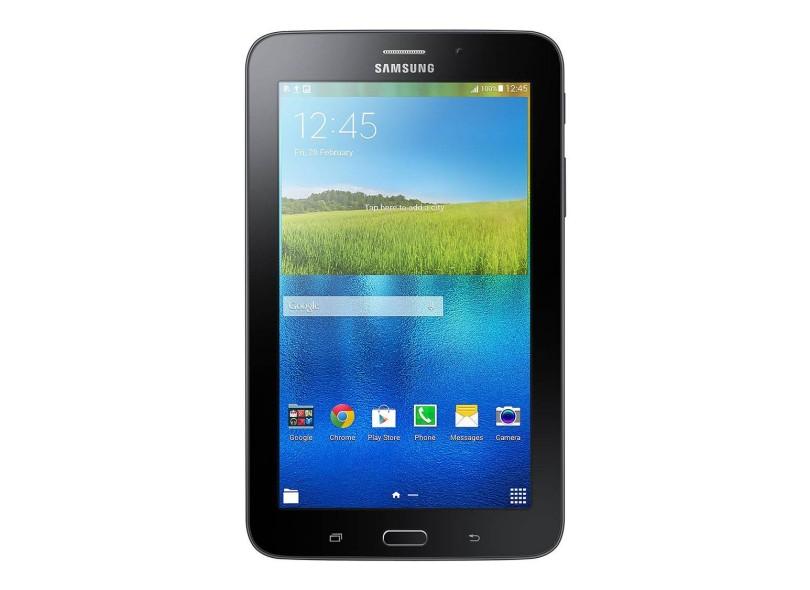 "Tablet Samsung Galaxy Tab E 8.0 GB LCD 7 "" Android 4.4 (Kit Kat) T113"