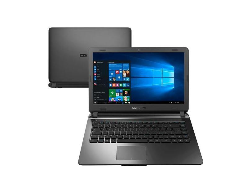 """Notebook Compaq Presario Intel Core i3 5005U 5ª Geração 4 GB de RAM 120.0 GB 14 """" Windows 10 CQ21"""