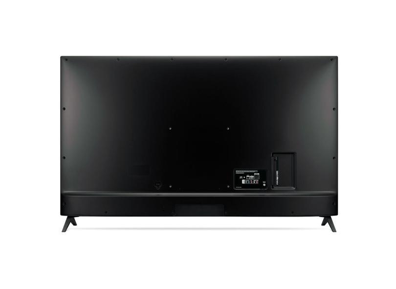 """Smart TV TV LED 49 """" LG ThinQ AI 4K Netflix 49UK631C 3 HDMI"""
