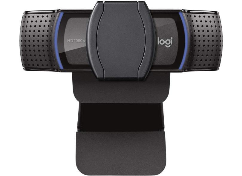 WebCam Logitech HD Pro Full C920S