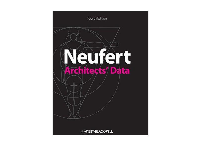 Architects' Data - Ernst Neufert - 9781405192538