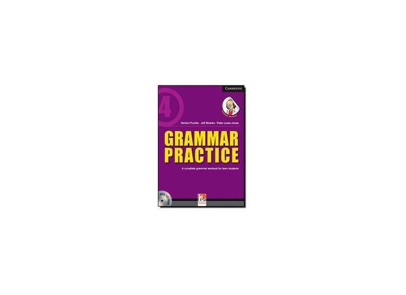 Grammar Practice 4 - Herbert Puchta - 9781107679122