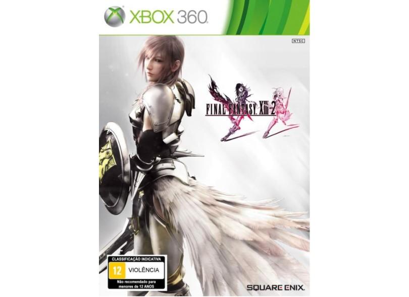 Jogo Final Fantasy Xiii-2 Square Enix Xbox 360