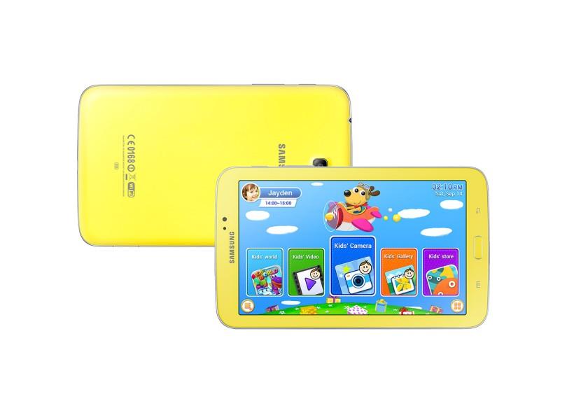 "Tablet Samsung Galaxy Tab 3 Wi-Fi 8 GB 7"" Android 4.1 T2105"