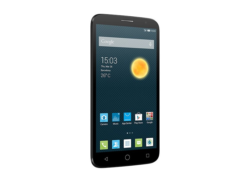 Smartphone Alcatel One Touch Hero 2C 16GB Android 4.4 (Kit Kat) 3G 4G Wi-Fi