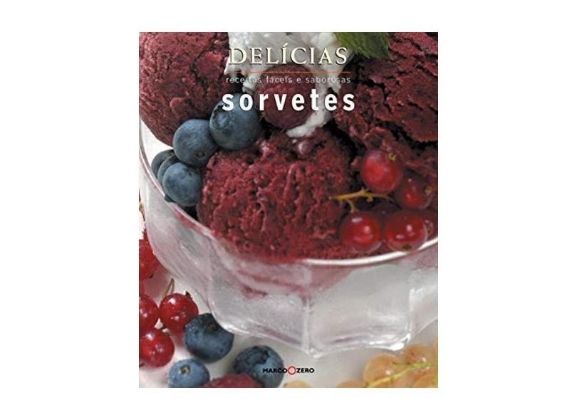 Sorvetes - Série Delícias - Books, Macrae - 9788521315148
