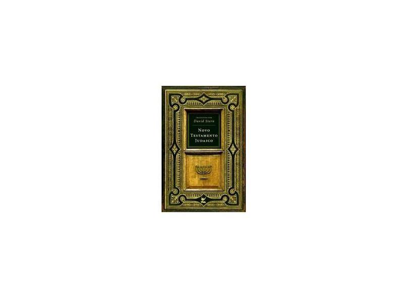 Novo Testamento Judáico - David H. Stern - 9788573679571