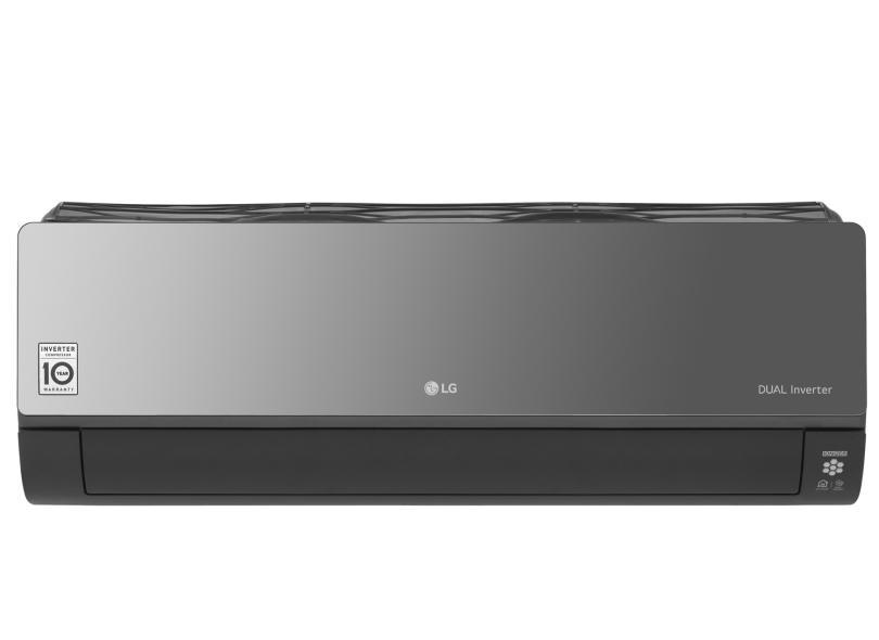 Ar Condicionado Split Hi Wall LG Art Cool 22000 BTUs Inverter Controle Remoto Quente/Frio S4-W24KERP1