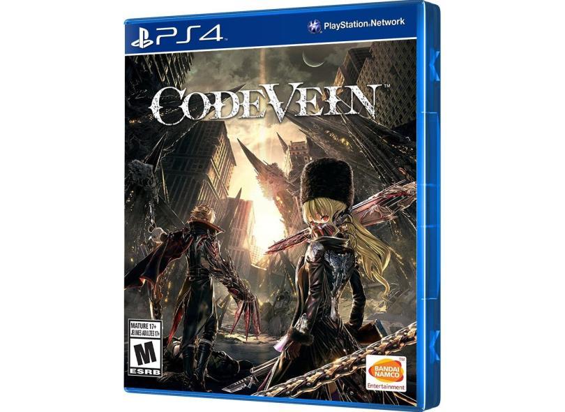 Jogo Code Vein PS4 Bandai Namco