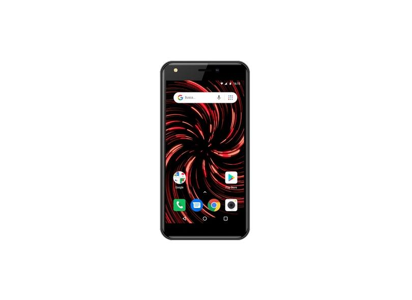 Smartphone Positivo Twist Twist 4 Fit S509n 32GB 8.0 MP 2 Chips Android 10 Go