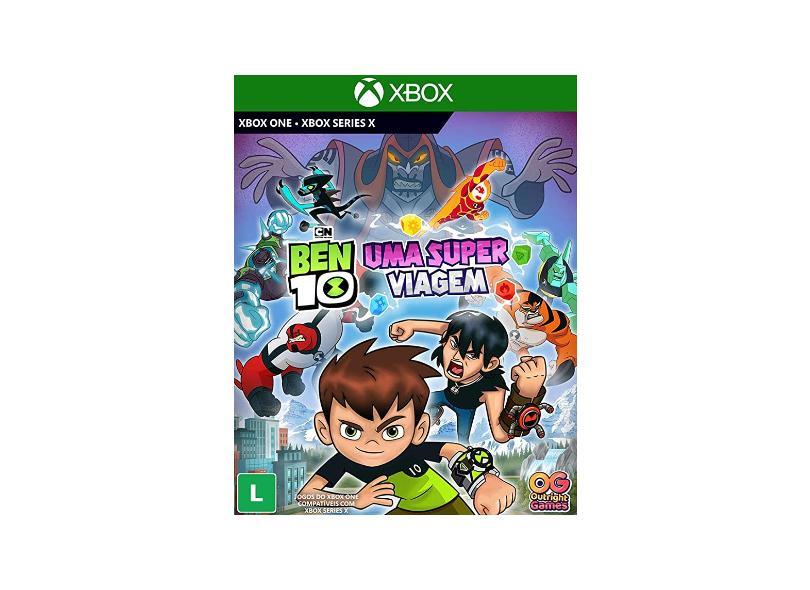 Jogo Ben 10  Uma Super Viagem Xbox One Outright Games