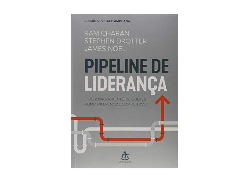 Pipeline de Liderança - Charan Ram - 9788543106052