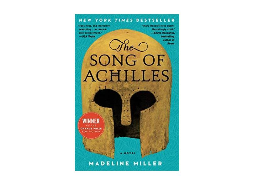 The Song of Achilles - Madeline Miller - 9780062060624