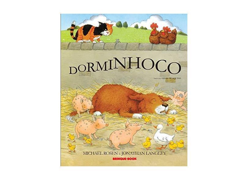 Dorminhoco - Rosen, Michael - 9788574120249