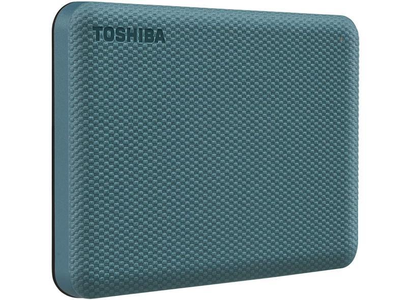HD Externo Portátil Toshiba Canvio Advance HDTCA10X 1024 GB