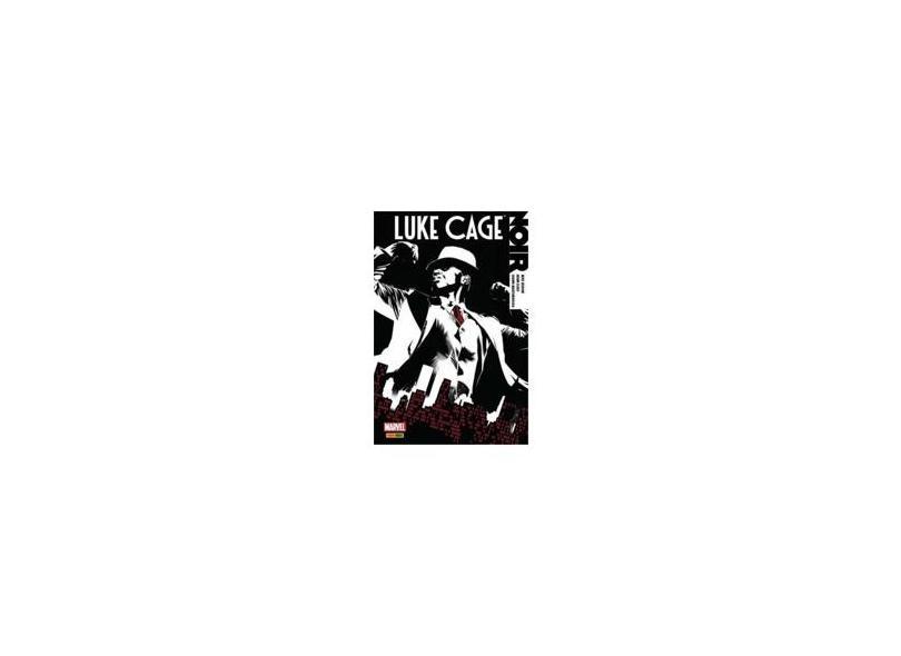 Luke Cage Noir - Martinbrough, Shawn; Benson, Mike; Glass, Adam - 9788565484541