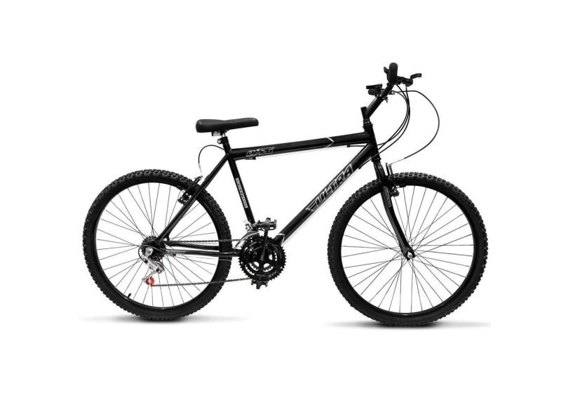 Bicicleta Ultra Bikes 18 Marchas Aro 26 V-Brake Technology