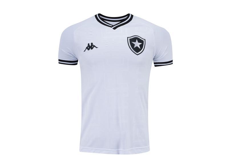 Camisa Torcedor Botafogo III 2019/20 Kappa