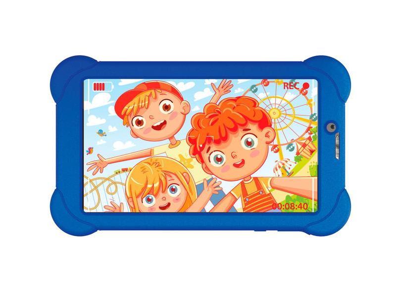 "Tablet Philco 3G 16.0 GB IPS 7 "" Android 9.0 (Pie) 2.0 MP Kids PTB7RSG"