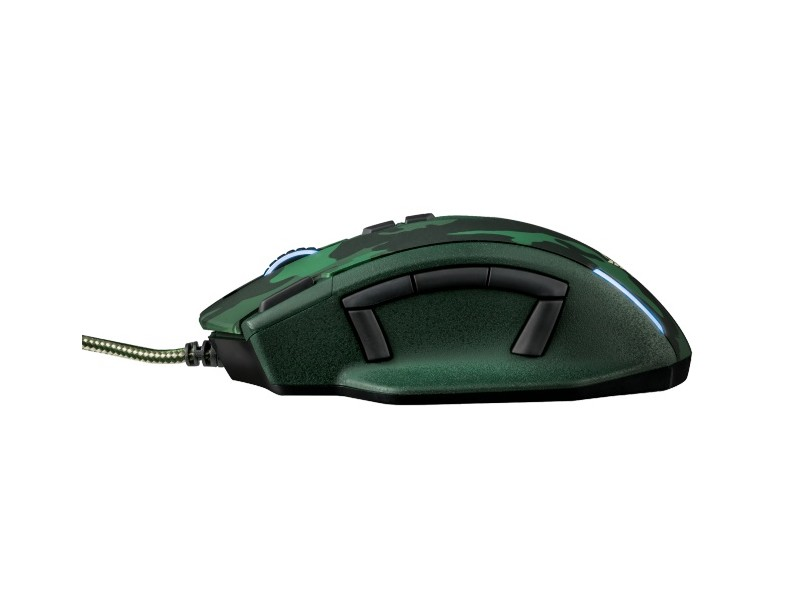 Mouse Óptico Gamer USB GXT 155C - Trust
