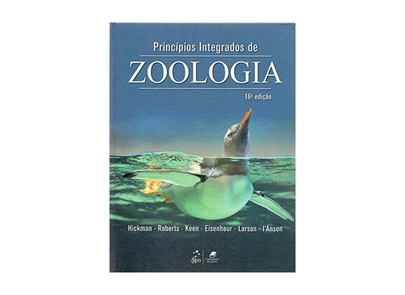 Princípios Integrados de Zoologia - Cleveland P. Hickman Jr. - 9788527729369