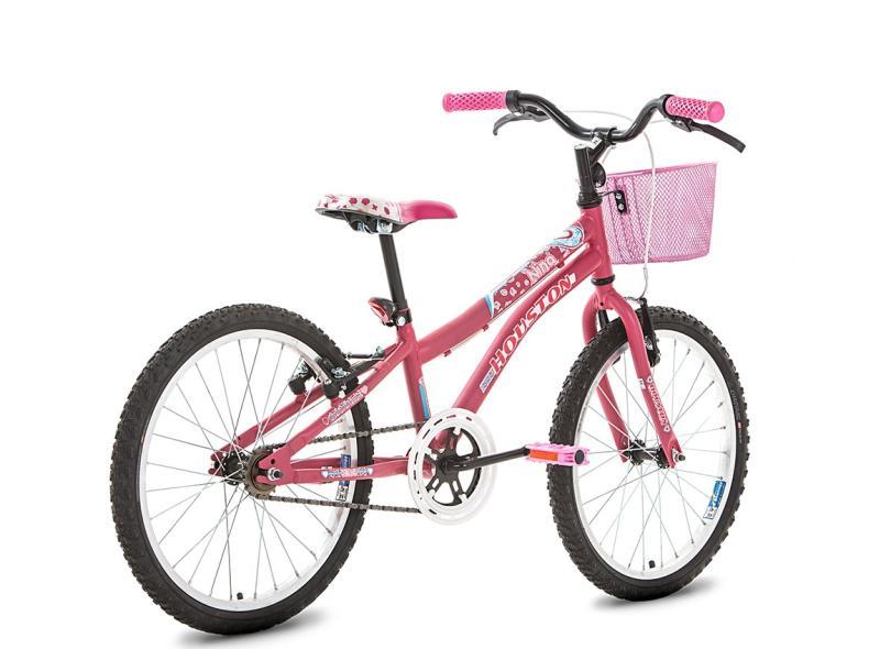 Bicicleta Houston Aro 20 V-Brake Nina NN201Q