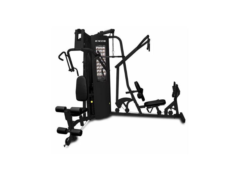 Estação de Musculação 35 Exercícios Kikos 518BLi