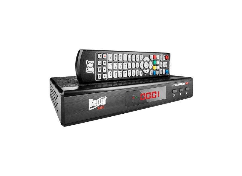 Receptor de TV Digital Smart HD BS 9100 BedinSat