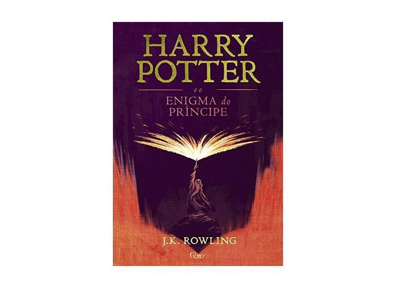 Harry Potter e o Enigma do Príncipe - Capa Dura - Rowling, J.K - 9788532530837
