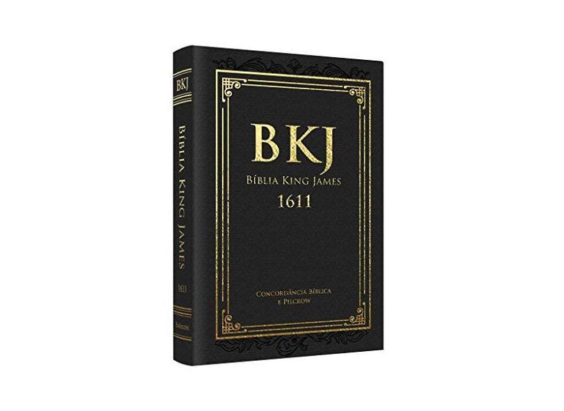 Bíblia King James Fiel 1611 - Vários Autores - 9788581581279