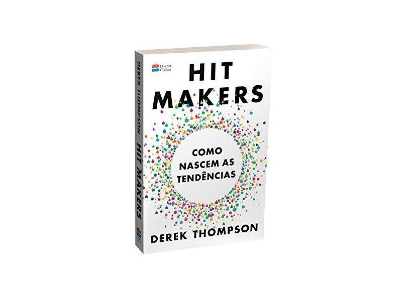 Hit Makers - Thompson,derek - 9788595081307