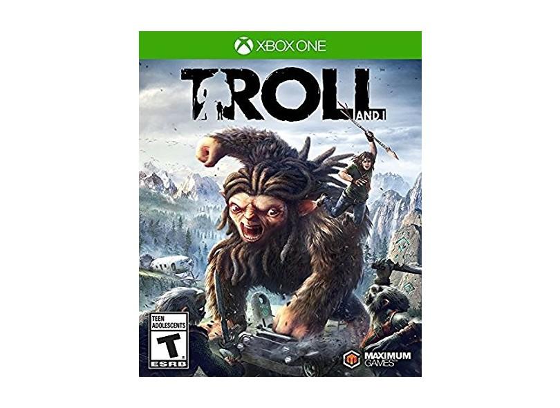 Jogo Troll & I Xbox One Maximum Games