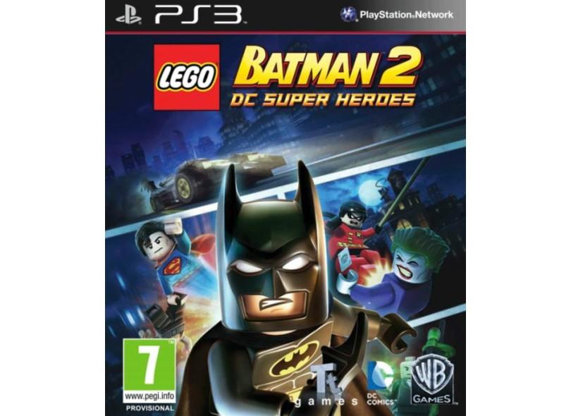 Jogo Lego Batman 2: Dc Super Heroes Warner Bros PlayStation 3