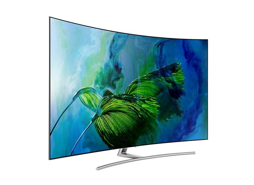 "Smart TV TV QLED 65"" Samsung Q8C 4K QN65Q8CAMG"
