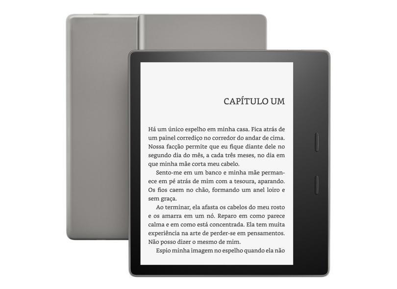 """E-Book Reader Kindle 8.0 GB 7.0 """" Oasis - Amazon"""