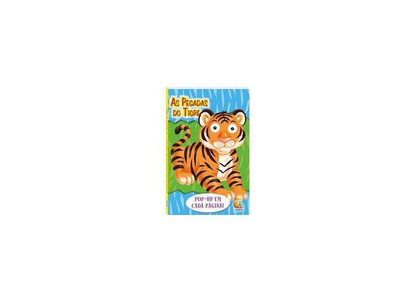 As Pegadas do Tigre. Pop-up - Vários Autores - 9788537612880