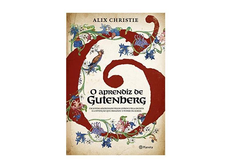 Aprendiz De Gutemberg - Christie, Alix - 9788542211382