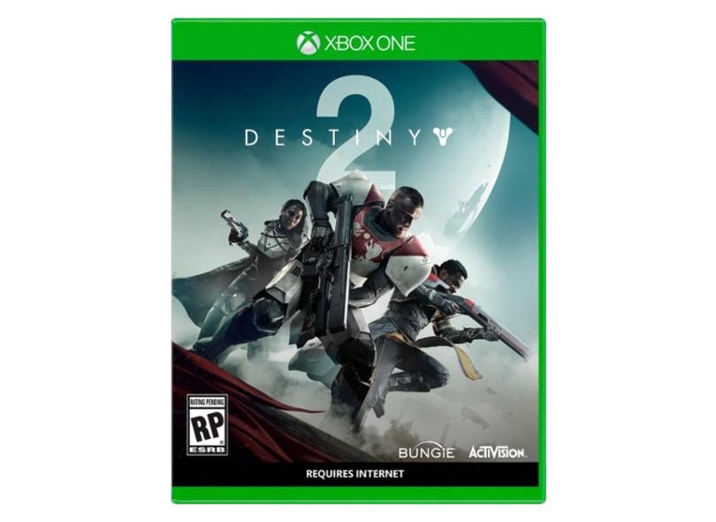 Jogo Destiny 2 Xbox One Activision