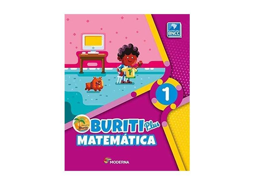 Buriti Plus Matemática 1 - Vários Autores - 9788516112516