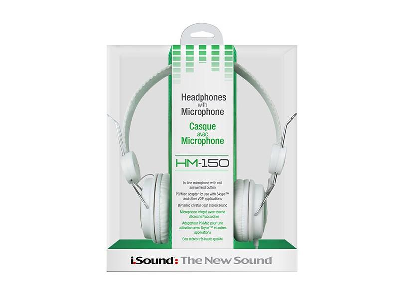 Headphone Isound DGHP5505